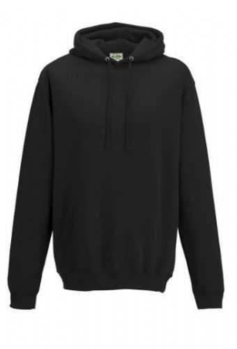 Hoodie Black with embroidered logo